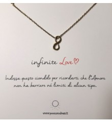 COLLANA INFINITE LOVE