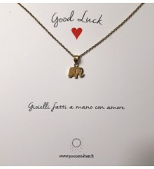 COLLANA GOOD LUCK