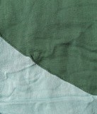 vestito elfico verde oliva